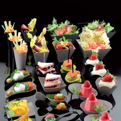 Bicchierini finger food