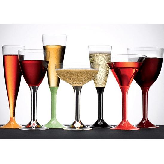 bicchieri con gambo sonvico