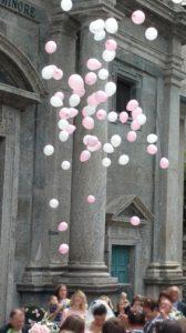Volo palloncini sequenza 3