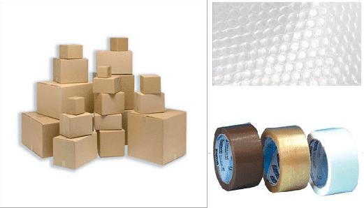 Imballaggio - Traslochi