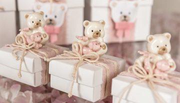 Battesimi, babshower, nascite: qualche idea per le vostre bomboniere